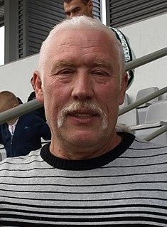 Władysław Kozakiewicz Polish pole vaulter
