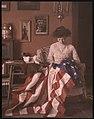 Woman making American Flag (3334091662).jpg