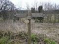 Wooden Signpost - geograph.org.uk - 1210716.jpg