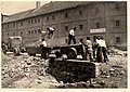 Workers building a road in Bački Petrovac (2).jpg