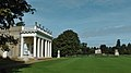 Wrest Park - American Garden and Orangery from Bowling Green House.jpg