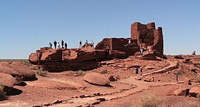 Image illustrative de l'article Wupatki National Monument