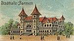 Wuppertal, Nordrhein-Westfalen - Stadthalle (Barmen) (Zeno Ansichtskarten) (cropped).jpg