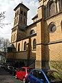 Wuppertal, Wortmannstr.1, St. Marien, Südseite nach W.jpg