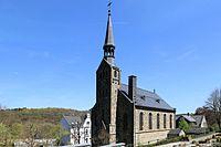 Wuppertal - Am Kriegermal - Evangelische Kirche 06 ies.jpg