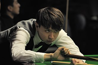 Xiao Guodong - Xiao at the 2014 German Masters