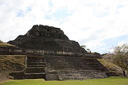 Xunantunich El Castillo 2011