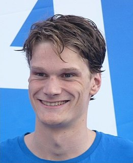 Yannick Agnel French swimmer