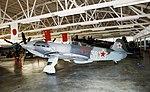 Yakovlev Yak-9 Yakovlev Yak-9U Champlin Museum Mesa AZ 23Oct95 2 (16965282239).jpg