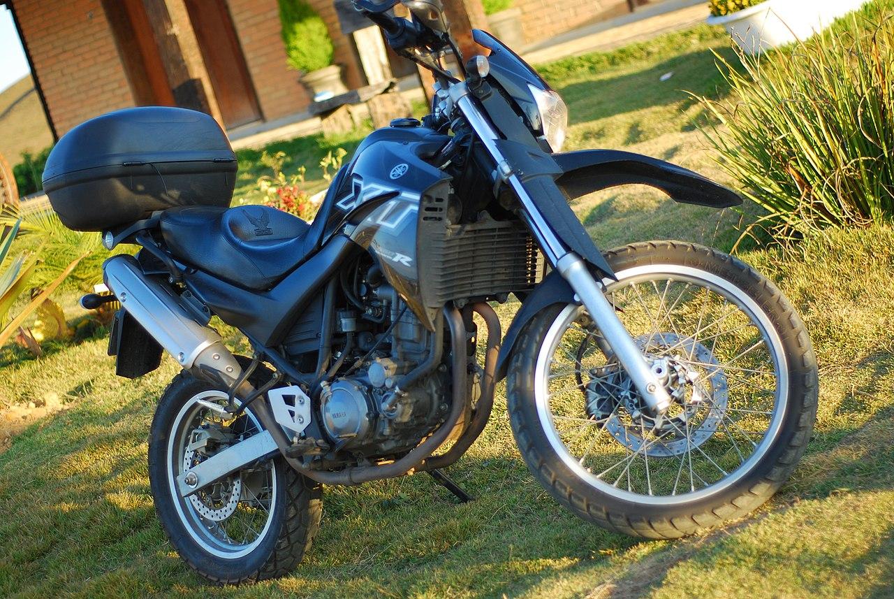 Yamaha Tt History