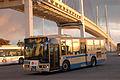 Yokohamamunicipalbus No.109line nearSkywalk 2012-03-12.jpg