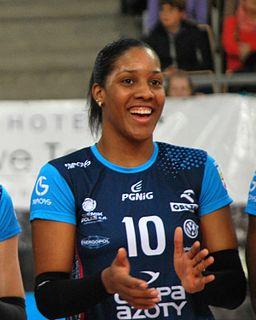 Yonkaira Peña Dominican volleyball player (born 1993)