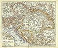 Yuzhakov Big Encyclopedia Map of Austria-Hungary.jpg