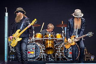 ZZ Top American rock band