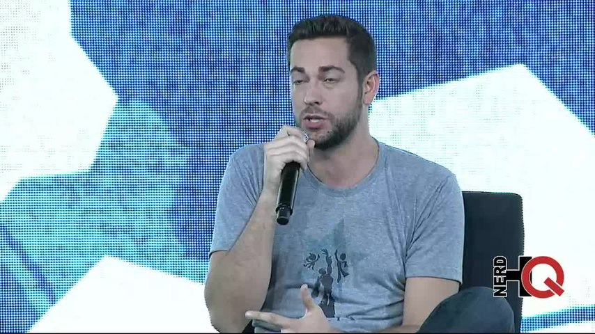 فایل:Zachary Levi about working on Broadway at NerdHQ 2014.webm