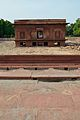 Zafar Mahal - South Facade - Hayat-Bakhsh-Bag - Red Fort - Delhi 2014-05-13 3357.JPG