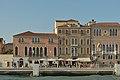 Zattere Ufficio di Sanità Marittima vista dal Canale Giudecca.jpg