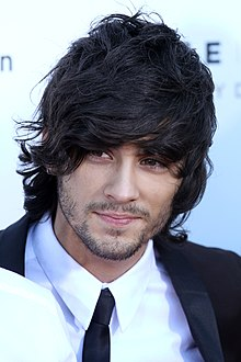 Zayn AriaAwards2014 05.jpg