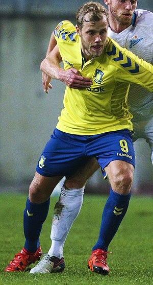Teemu Pukki - With Brøndby IF in 2016