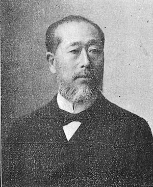 Yasuda Zenjirō - Image: Zenjiro Yasuda