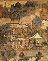 Zhu Haogu's atelier. Conversion of Immortal Guo. 14th century mural. Chunyangdian, Yonglegong, Shanxi Province..jpg