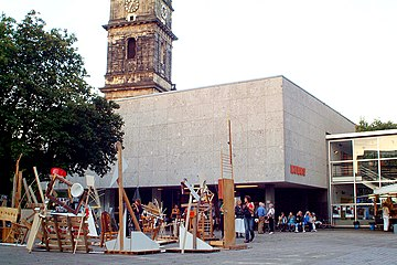 Kubus Hannover städtische galerie kubus wikiwand