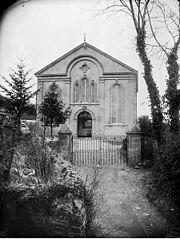 Zion Chapel, Llandysul (Cer)