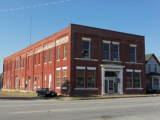 Zoller Bros-Independent Malting Co. United States historic place