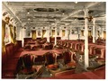 """Konig Albert,"" dining room, first class, North German Lloyd, Royal Mail Steamers-LCCN2002720831.tif"