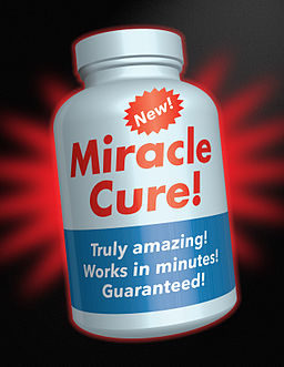 """Miracle Cure!"" Health Fraud Scams (8528312890)"