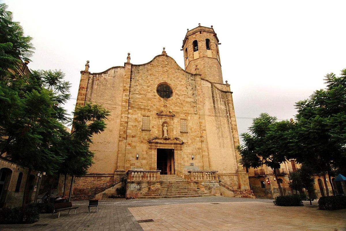 Church of sant baldiri wikidata - Casas sant feliu de llobregat ...