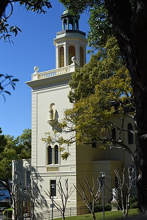 Loreto Kirribilli - Loreto Chapel Tower