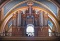 (Albi) Église Sainte-Marie-Madeleine d'Albi - Orgue de tribune par La famille Puget - PalissyPM81000646.jpg