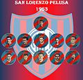 "Álbum ""Pelusa"" San Lorenzo, año 1953..JPG"