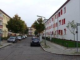 Äneasstraße in Berlin