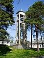 Ängby kyrka klocktorn.jpg