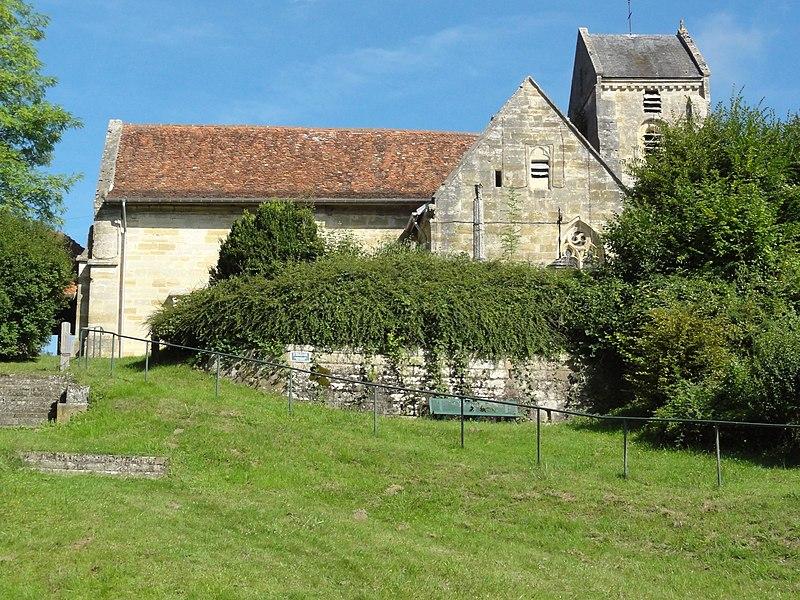Église Saint-Brice de Couvonges