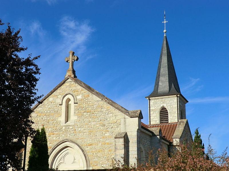 Église de Blyes.
