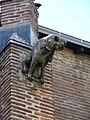 Église du Calvaire de Toulouse, gargouille.JPG