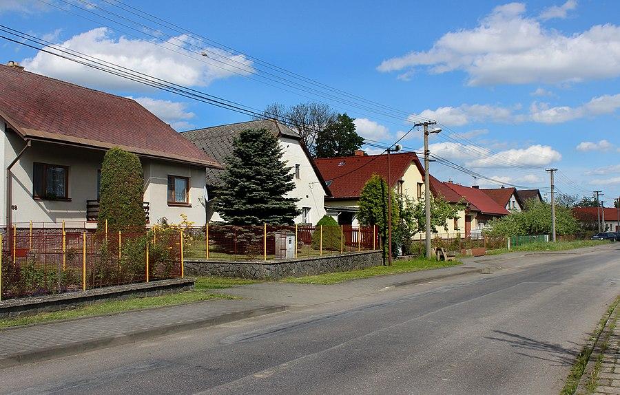 Újezd (Žďár nad Sázavou District)