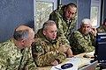 Бойові стрільби зенітних ракетних підрозділів Повітряних Сил та Сухопутних військ ЗС України (31894603538).jpg