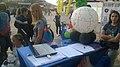 Вики штанд у Пироту у оквиру догађаја Ноћ Истраживача3.jpg
