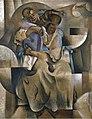 Владимир Давидович Баранов-Россине Материнство. 1910.jpg