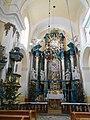 Головний вівтар костелу Небовзяття, Бучач, 12-01-2020.jpg