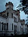 Задний фасад дворца Пусловских.jpg