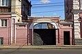 Здание Военного Собрания (фрагмент с воротами) Курск ул. Добролюбова 20 (фото 1).jpg