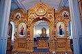 Иконостас Успенской церкви Гефсиманского скита (Валаам).jpg