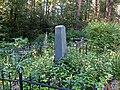 Кобона, кладбище, братская могила03.jpg