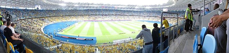 File:Национальный спортивный комплекс «Олимпийский». Панорама. 15.06.2012 - panoramio.jpg