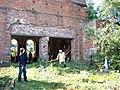 Первые работы по консервации Вознесенского храма в Дубёнках (6).jpg